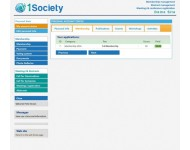 01 Society Management 1society net demo